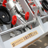 CNCの自動フロートガラスの打抜き機