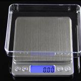 баланс цифров маштаба ювелирных изделий точности 0.01gram электронный