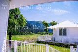 2018 Luxury Resort tente 6x6m avec toit pagode
