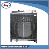 Sc33W1150d2-5: Radiador de aluminio del agua para el motor diesel