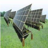 20kw는 지상 마운트 격자에 의하여 묶인 태양 전지판 시스템을 완료한다