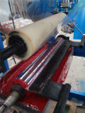El surtidor de oro de Gl-1000d imprimió la máquina de capa de la cinta del lacre