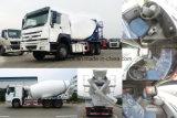 De Vrachtwagen van de Concrete Mixer van het Merk van Sinotruk 9m3