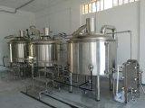 كهربائيّة تدفئة [ستم هتينغ] اختياريّة جعة مصنع جعة نظامة لأنّ ك جعة معمل