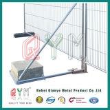 Загородка временно барьера управлением толпы случаев загородки временно
