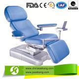 Chaises à phlébotomie de sang pliable à vendre (CE / FDA / ISO)