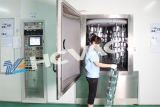 18k, máquina de recubrimiento de vacío del oro PVD del oro 24k / equipo de la galjanoplastia del oro