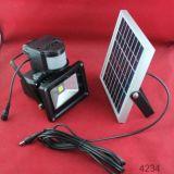 Nuevos Productos Solar LED Flood Light with Sensor
