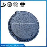 Ggg50/En-Gjs-500-7延性がある鉄型のTectorial砂型で作るマンホールカバー