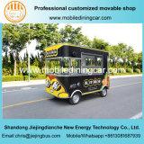 Jiejing, изысканный электрический мобильных продуктов питания с маркировкой CE прицепа