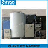 De Machine van het Ijs van de Vlok van het Zeewater van Khakka 50ton/Day