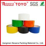 Bande de empaquetage colorée par adhésif chaud de la vente BOPP