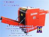 Production horaire de 800 kg de deux vêtements électrique du convoyeur et la fibre optique de la faucheuse