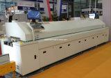 De loodvrije Oven van de Terugvloeiing voor Oppervlakte zet het Solderen van PCB op