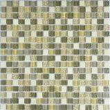 Mosaico della pietra e di vetro misto