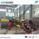 販売鉱山の浚渫機のための小さい砂の吸引の浚渫機