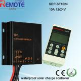 IP67 Solar Street Lights Controllers 10A 12V/24V