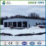 Q345 prefabricados de acero galvanizado de almacén al por mayor estructura