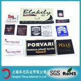 Горячая продажа высокой плотности полиэстер/хлопок/Satin Custom одежду горловины тканого Label Yilong T54