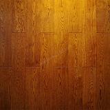 Настил твёрдой древесины /Oak настила древесины дуба с цветом Teak пятна
