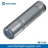 小型アルミニウム1W LED高い発電の懐中電燈(MF-11418)