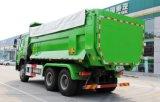 Sinotruk HOWO 6X4 290-371HP U 모양 덤프 트럭 또는 팁 주는 사람 트럭