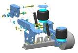 エアーバッグの中断または半トレーラーの空気ばねの中断またはトラックの上昇かUnliftの中断