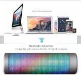 Neue Produkt-Musik-Impuls Bluetooth Lautsprecher 2017 mit LED-Licht