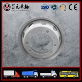 Cerchione d'acciaio del tubo per il camion, bus, rimorchio (8.5-24 8.5-20 5.5F-16)