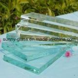 Goedkope Prijs 4mm het 5mm Duidelijke Blad van het Glas van de Vlotter