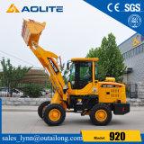 中国のよい価格の販売のための小型前部小さい車輪のローダー