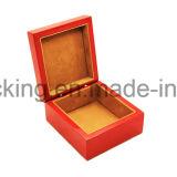 Kundenspezifischer antiker hölzerner Geschenk-Kasten
