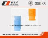 PET Wasser-Einsparung-Berieselung-Plastikrohr mit runden Drippers