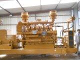 高圧0.4kv/6.3kv/20kv Lvhuan力10-600kwの天燃ガスの発電機セット