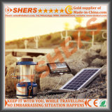 Solar Powered USB Outlet 36 SMD LED Linterna camping