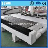 Wassererkühlung-Spindel-Stein-Granit-Marmor-Glasschneiden-Stich CNC-Maschine