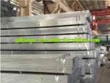 Низкая цена оцинкованных квадратная стальная труба (SP-007)