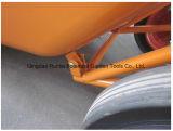 Wheelbarrow de aço do preço do competidor do trole da mão