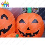 LEIDENE van Halloween Festival van de Geest paste het Opblaasbare Licht van de Decoratie van de Lamp van de Pompoen aan