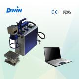 Laser die van de Vezel van het Metaal van China de Draagbare 20W Machine (dw-F20W) merken