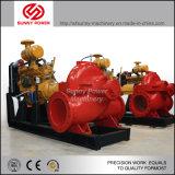 12 pulgadas de doble salida de gran aspiración de la bomba de agua para riego/Fuego