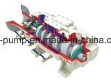 Pulsometro asciutto della vite per un sistema con pellicola discendente dell'evaporatore
