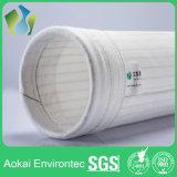 sacchetti filtro del collettore di polveri del poliestere della prova dell'acqua 500g e di olio
