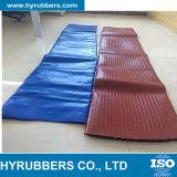 Bleu, Orange PVC Layflat Tuyau, tuyau pour l'irrigation
