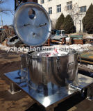 Pd1000 Vlakke Filter van de Capaciteit van de Lossing van de Zak van de Lift van het Type centrifugeert de Grote