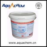 Het Korrelige Hypochloriet 14-50mesh van het Calcium van de Schok van de pool