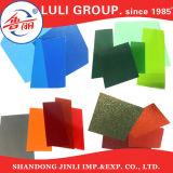 冷間圧延されたPre-Paintedカラーによって塗られる電流を通された波形の振られた屋根を付けるシート