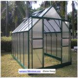 온실 정원 녹색 집