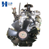 トラックバスフォークリフトの機械装置の車輪のローダーのためのIsuzu 4JB1のディーゼルモーターエンジン