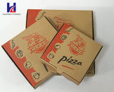 Barato y de buena calidad Ambiental Kraft Papel Pizza embalaje cuadro